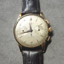 Universal Genève Rose gold 32mm Manual winding 124103 pre-owned