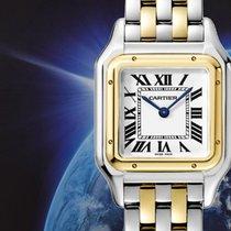 Cartier nuovo Quarzo 27mm Oro/Acciaio