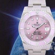 Rolex Submariner Date nuevo Automático Reloj con estuche y documentos originales 116610LN