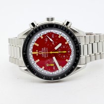 Omega Speedmaster Reduced new 1997 Automatic Chronograph Watch with original box and original papers 351061