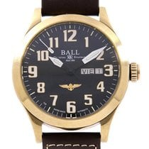 Ball Engineer III pre-owned 43mm