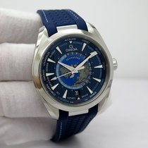 Omega Seamaster Aqua Terra Steel 43mm Blue No numerals United States of America, Florida, Orlando