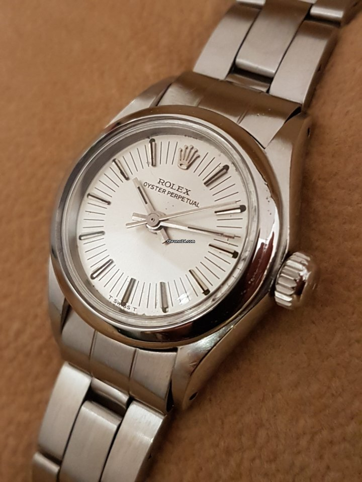 Rolex Oyster Perpetual 26 6718 1974 gebraucht