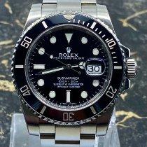 Rolex Submariner Date 116610LN Zeer goed Staal 40mm Automatisch Nederland, Rotterdam