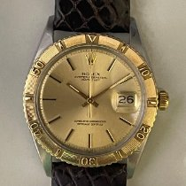 Rolex Datejust Turn-O-Graph Gold/Steel 36mm Champagne No numerals United States of America, California, Upland