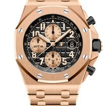 愛彼 Royal Oak Offshore Chronograph 26470OR.OO.1000OR.03 未佩戴過 玫瑰金 42mm 自動發條