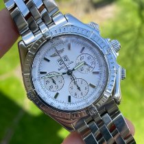 Breitling Crosswind Special Steel 44mm Silver No numerals United States of America, Michigan, Birmingham