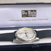 DuBois et fils A3196 Sehr gut Silber 39mm Automatik Schweiz, Satigny