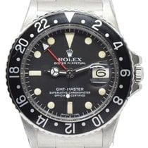 Rolex GMT-Master Steel 40mm Black No numerals United Kingdom, Birmingham