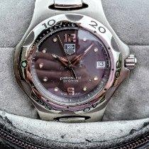 TAG Heuer Kirium Steel 37mm Grey Arabic numerals United States of America, Illinois, Roscoe