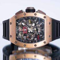 Richard Mille RM 011 RM011 Velmi dobré Růžové zlato 50mm Automatika