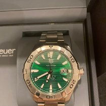 TAG Heuer Steel 43mm Automatic WAY2015.BA0927 pre-owned