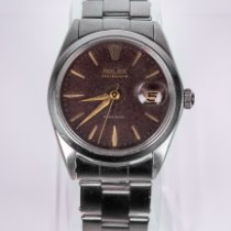 Rolex Oyster Precision Steel 34mm Black No numerals United States of America, Tennesse, Memphis