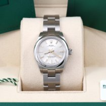 Rolex Oyster Perpetual Steel 28mm Silver No numerals United States of America, California, Los Angeles
