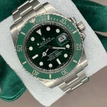 Rolex Submariner Date new 2016 Automatic Watch with original papers 116610LV