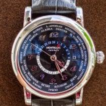 Montblanc Star Steel 42mm Black Arabic numerals United States of America, Texas, Plano