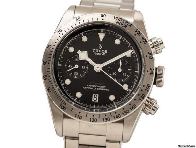 Tudor Black Bay Chrono 79350 2020 usados