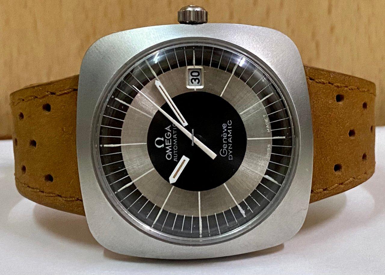 Omega Genève 166081 1970 pre-owned
