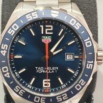 TAG Heuer Formula 1 Quarz Stahl 43mm Blau Arabisch Schweiz, Lugano