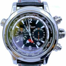 Jaeger-LeCoultre Master Compressor Extreme World Chronograph Steel 46mm Black No numerals United States of America, Florida
