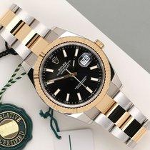 Rolex Datejust 126333 Nenošené Zlato/Ocel 41mm Automatika