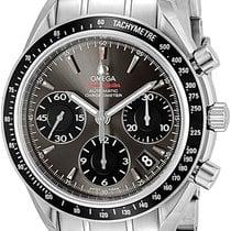 Omega Speedmaster Date nuevo Automático Cronógrafo Reloj con estuche y documentos originales 323.30.40.40.06.001