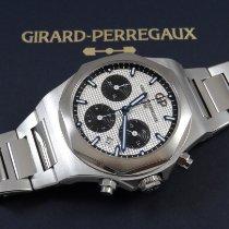 Girard Perregaux Laureato Stahl 42mm Silber Keine Ziffern Deutschland, Leichlingen