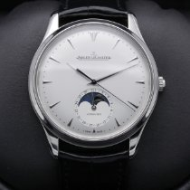 Jaeger-LeCoultre Master Ultra Thin Moon Steel 39mm Silver United States of America, California, Huntington Beach