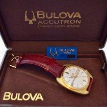 Bulova Accutron II Yellow gold 40mm No numerals