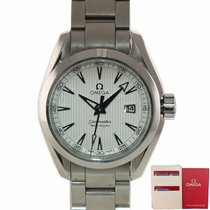 Omega Seamaster Aqua Terra Steel 30mm Silver United States of America, New York, Huntington