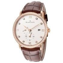 Blancpain Villeret Ultra-Slim new Manual winding Watch with original box and original papers 6606-2987-55B