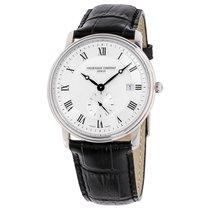 Frederique Constant Slimline Gents new Quartz Watch with original box and original papers FC-245M5S6