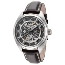 Hamilton Khaki Field Skeleton Steel 48mm Arabic numerals United States of America, Florida, Sarasota