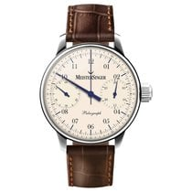 Meistersinger Paleograph SC103 New Steel 43mm Automatic