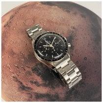 Omega 145.0022 Çelik 2006 Speedmaster Professional Moonwatch 42mm ikinci el