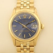Rolex Datejust 6827 Very good Yellow gold 30mm Automatic