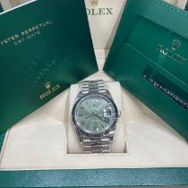 Rolex Day-Date 40 new 2021 Automatic Watch with original box and original papers 228239