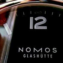 NOMOS Club Automat Steel Black Arabic numerals