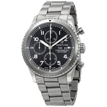 Breitling Navitimer 8 Steel 43mm Black Arabic numerals United States of America, New York, New York