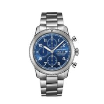 Breitling Navitimer 8 Steel 43mm Blue Arabic numerals United States of America, New York, New York