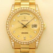 Rolex Day-Date 36 Gelbgold 36mm Gold