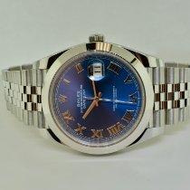Rolex 126300 Acero 2020 Datejust 41mm nuevo