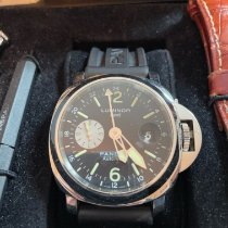 Panerai PAM 00088 Steel 2010 Luminor GMT Automatic 44mm pre-owned