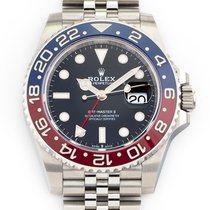 Rolex GMT-Master II Steel 40mm Black No numerals United States of America, Florida, Hollywood