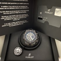 Hublot Big Bang Unico occasion 45mm Transparent Chronographe Date Caoutchouc