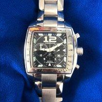 Chopard Two O Ten Steel 46mm Black Roman numerals United States of America, California, Santa Monica
