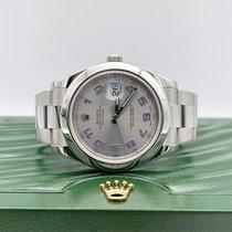 Rolex Datejust II Steel 41mm Silver UAE, Abu Dhabi