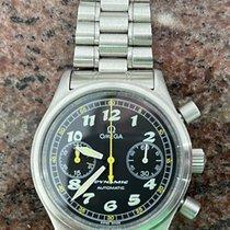 Omega Dynamic Chronograph Steel 38mm Black Arabic numerals Australia, Nightcliff