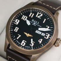 Ball Engineer III pre-owned 43mm Black