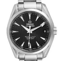 Omega 231.10.39.21.01.002 Acier Seamaster Aqua Terra 38.5mm occasion